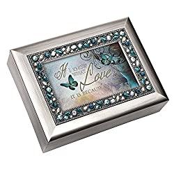 jeweled music box