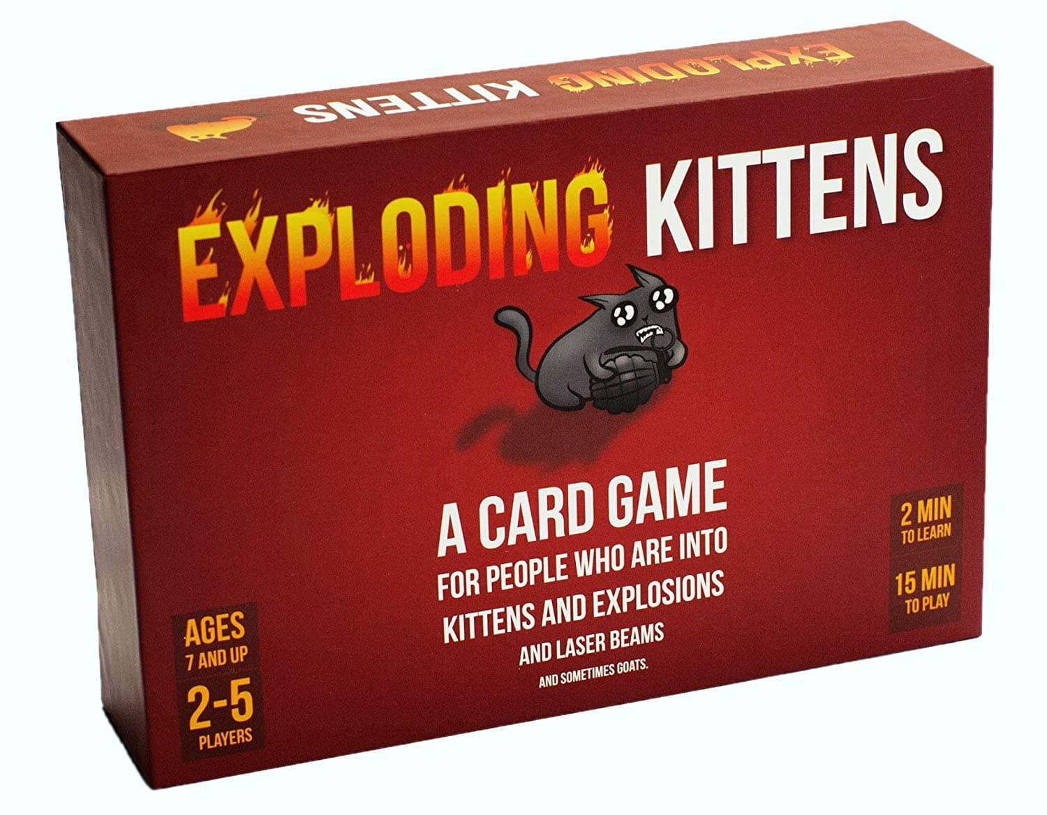 kittens card game