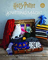 knitting magic-harry Potter book