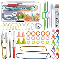 knitting tools accessories