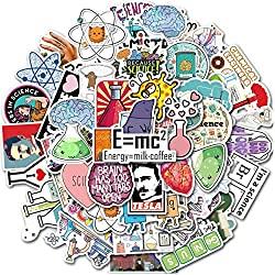 lab sticker set
