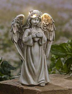 lakeside garden angel
