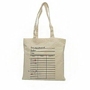 library. bag
