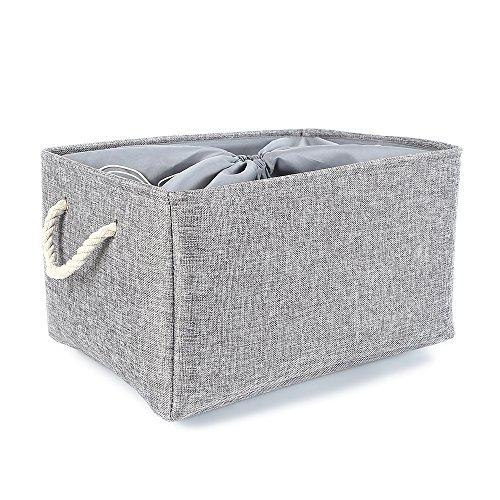 linen storage bins