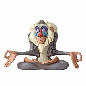 lion king rafiki figurine