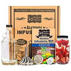 liquor infusions gift set