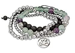 lotus flower bracelets