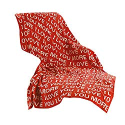 Love you blanket