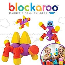 magnetics foam blocks