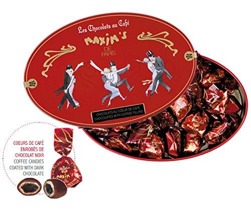 maxim´s de Paris French dark chocolate