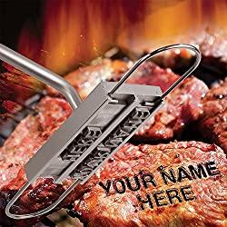 meat branding iron