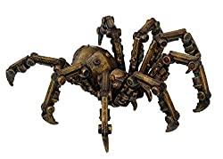 mechanical spider
