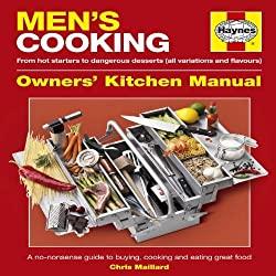 men´s cooking kitchen manual