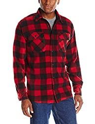 men´s fleece shirt
