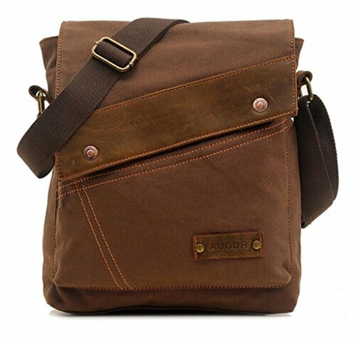 leather messenger bag for girl