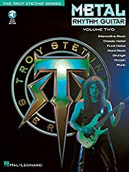 metal rhythm guitar book