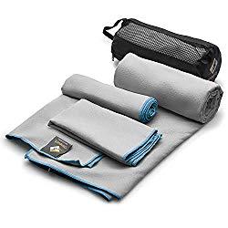 microfiber towels set
