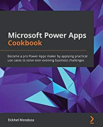 microsoft  powerApps cookbook