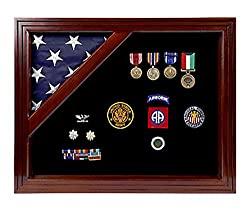 military award shadow box