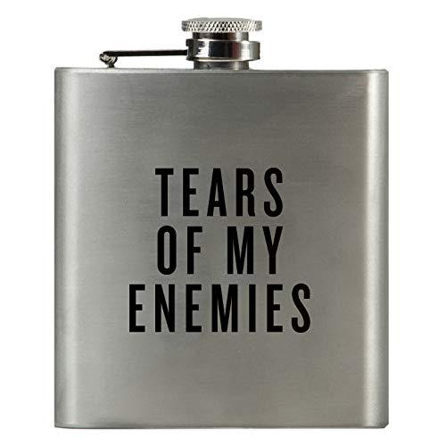 military steel flask