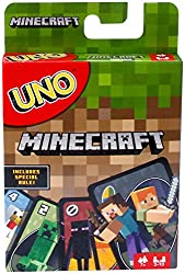 minecraf UNO game