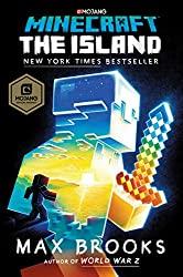 minecraft the Island official novel book