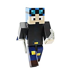 miner action figure toy