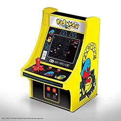 mini arcade Pac-Man machine