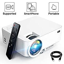 mini portable video projector