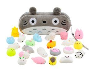 mochi squishy toy pack set