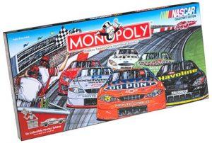 monopoly NASCAR