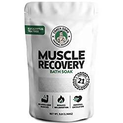 muscle recovery bath soak
