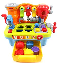 musical learning tool workbench