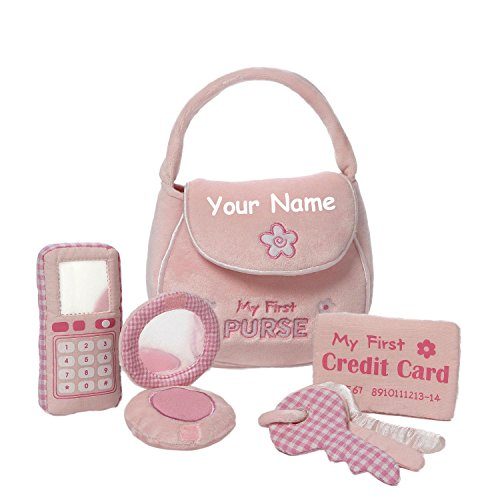 my first plush purse