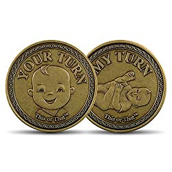 My turn your turn coins
