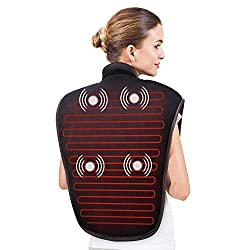 neck and shoulders heating pad