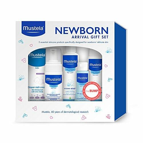 newborn arrival gift set