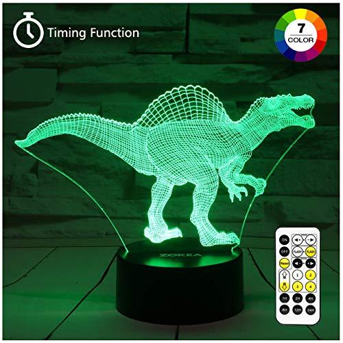 night light 3D lamp