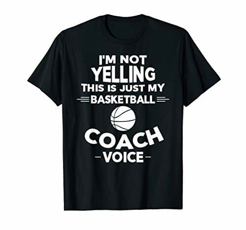 funny t shirt that says i'm not yelling