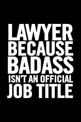 notebook for lawyers