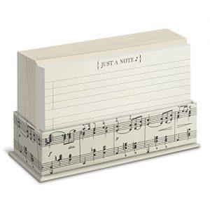 notes stationery set