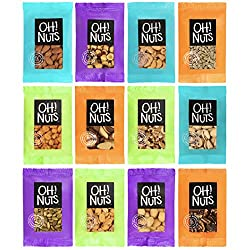 nuts and seed snack pack