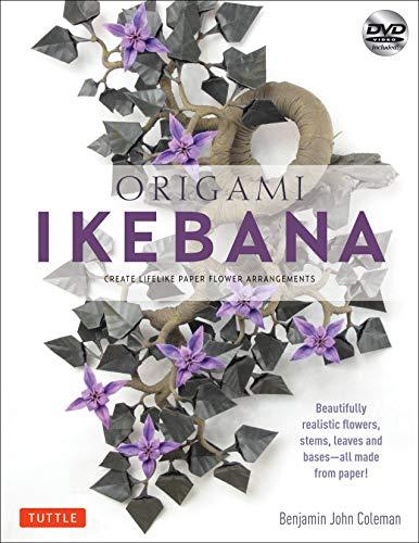 origami Ikebana guide book