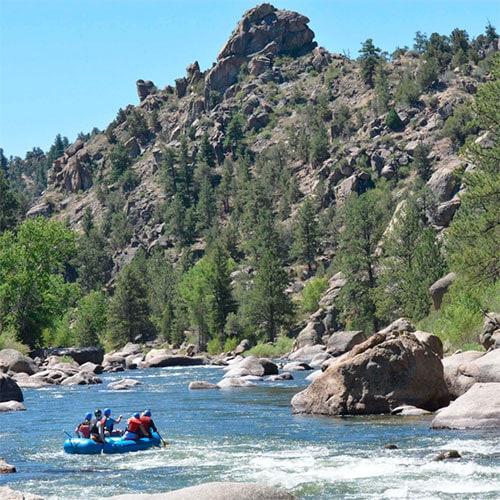 overnight river rafting