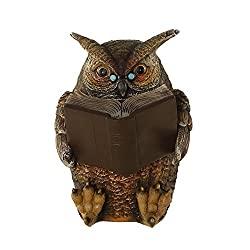 owl statue art