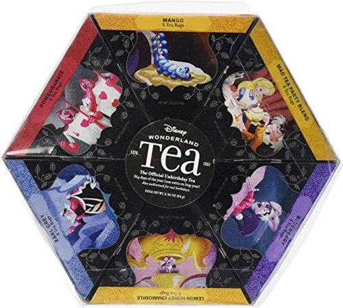 pack flavored tea bag sampler
