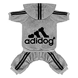 pet clothes hoodie set