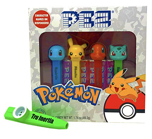 PEZ pokemon candy