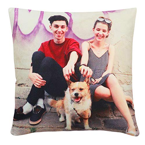 pillow with picture