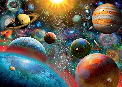planetary puzzle